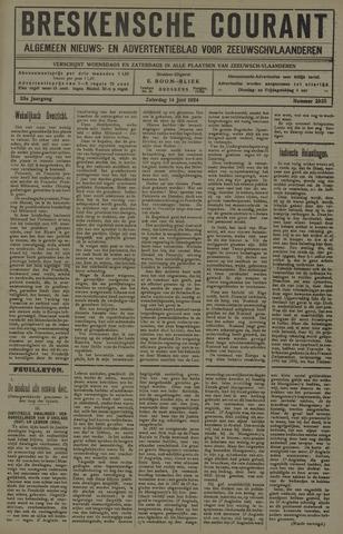 Breskensche Courant 1924-06-14