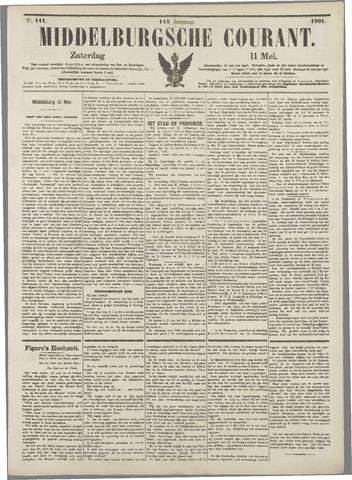 Middelburgsche Courant 1901-05-11