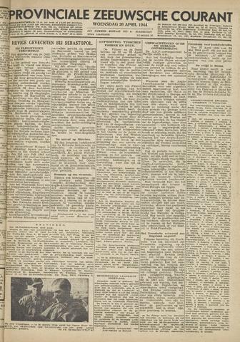 Provinciale Zeeuwse Courant 1944-04-26