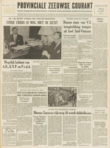 Provinciale Zeeuwse Courant 1965-03-18