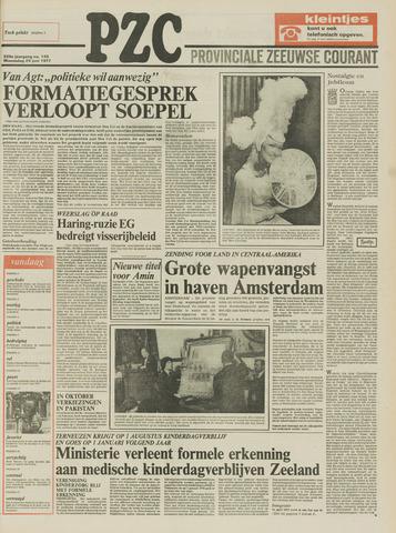 Provinciale Zeeuwse Courant 1977-06-29