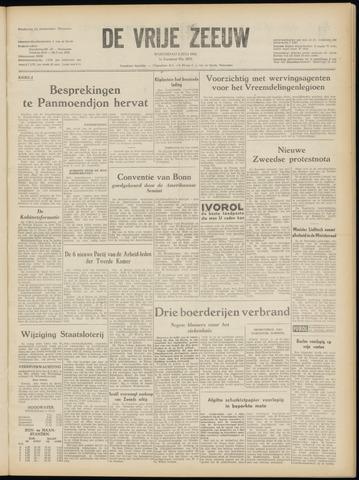 de Vrije Zeeuw 1952-07-02
