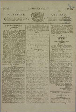 Goessche Courant 1845-05-08