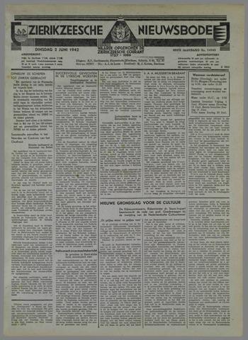 Zierikzeesche Nieuwsbode 1942-06-02