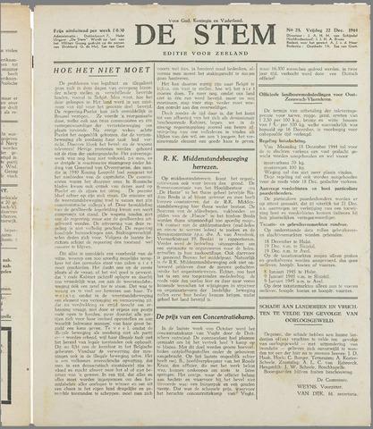 de Stem 1944-12-22