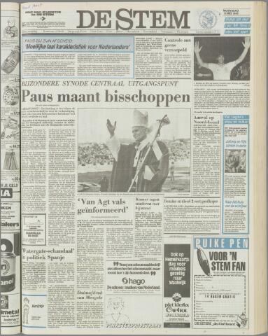 de Stem 1985-05-15