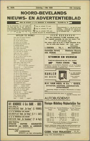 Noord-Bevelands Nieuws- en advertentieblad 1938-05-07
