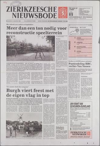 Zierikzeesche Nieuwsbode 1995-08-14