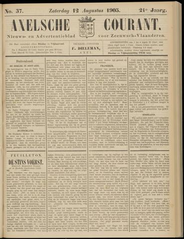 Axelsche Courant 1905-08-12