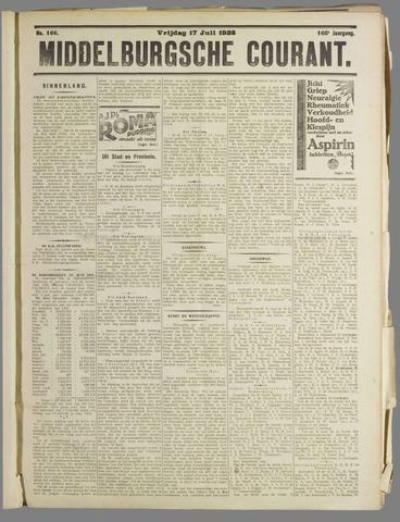 Middelburgsche Courant 1925-07-17