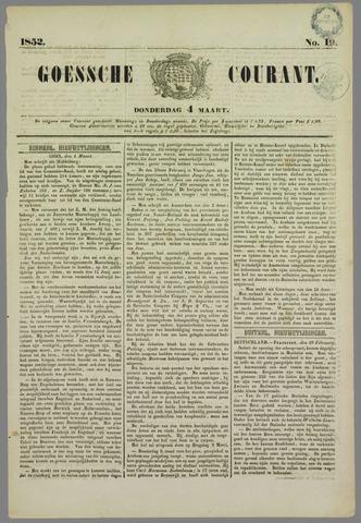 Goessche Courant 1852-03-04