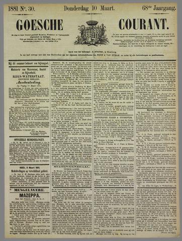 Goessche Courant 1881-03-10