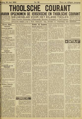 Ierseksche en Thoolsche Courant 1935-06-28