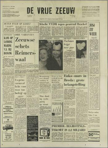 de Vrije Zeeuw 1972-05-06