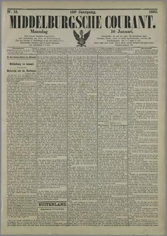 Middelburgsche Courant 1893-01-16