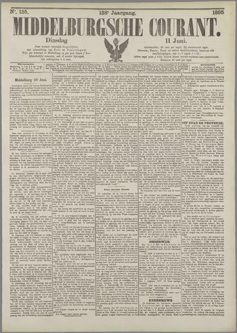 Middelburgsche Courant 1895-06-11