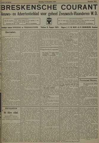 Breskensche Courant 1934-12-18