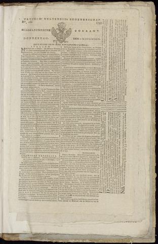 Middelburgsche Courant 1799-11-21