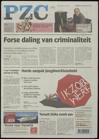 Provinciale Zeeuwse Courant 2014-09-19