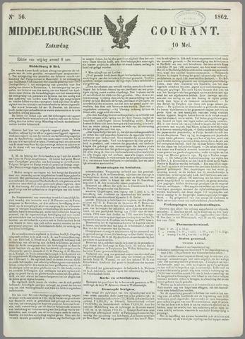 Middelburgsche Courant 1862-05-10