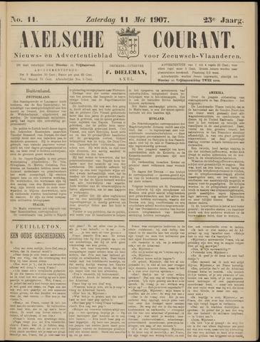Axelsche Courant 1907-05-11