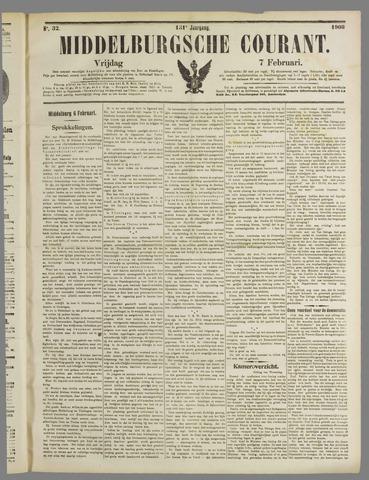 Middelburgsche Courant 1908-02-07