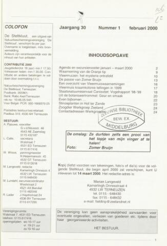 de Steltkluut 2000