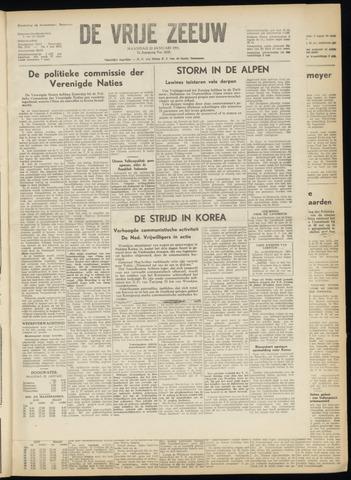 de Vrije Zeeuw 1951-01-22
