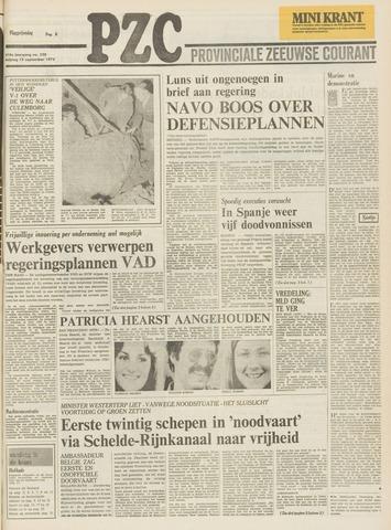 Provinciale Zeeuwse Courant 1975-09-19
