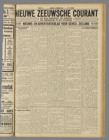 Nieuwe Zeeuwsche Courant 1931-12-01