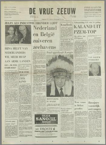 de Vrije Zeeuw 1971-10-26