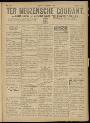 Ter Neuzensche Courant. Algemeen Nieuws- en Advertentieblad voor Zeeuwsch-Vlaanderen / Neuzensche Courant ... (idem) / (Algemeen) nieuws en advertentieblad voor Zeeuwsch-Vlaanderen 1933-03-31