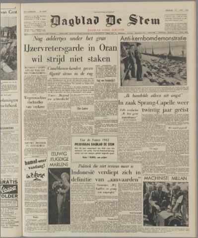 de Stem 1962-06-19