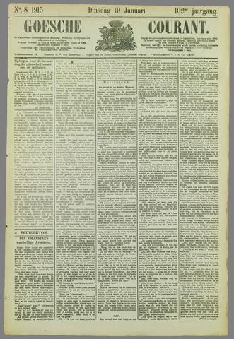 Goessche Courant 1915-01-19