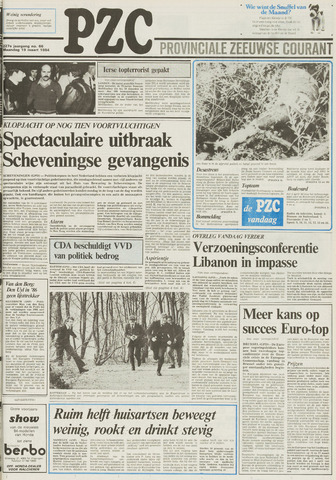 Provinciale Zeeuwse Courant 1984-03-19