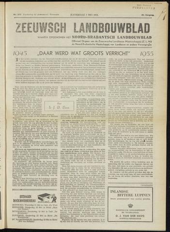Zeeuwsch landbouwblad ... ZLM land- en tuinbouwblad 1955-05-07