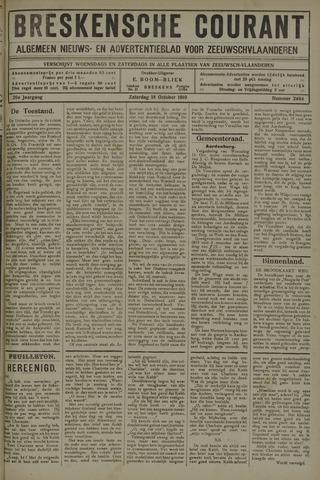 Breskensche Courant 1919-10-18