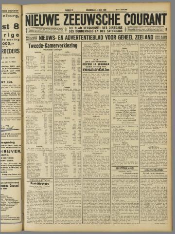 Nieuwe Zeeuwsche Courant 1929-07-04