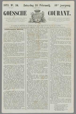 Goessche Courant 1872-02-24