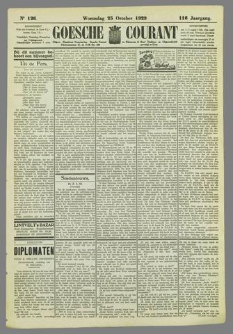 Goessche Courant 1929-10-23