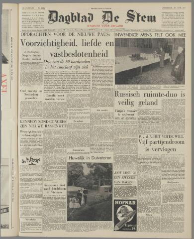 de Stem 1963-06-20