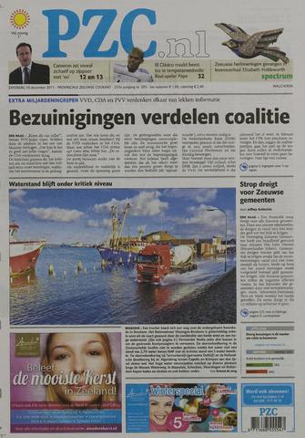 Provinciale Zeeuwse Courant 2011-12-10