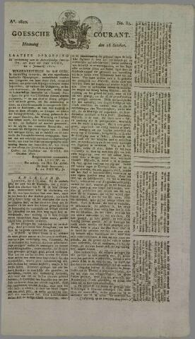 Goessche Courant 1820-10-16