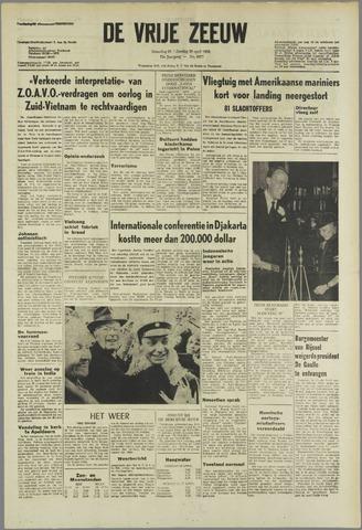 de Vrije Zeeuw 1966-04-25
