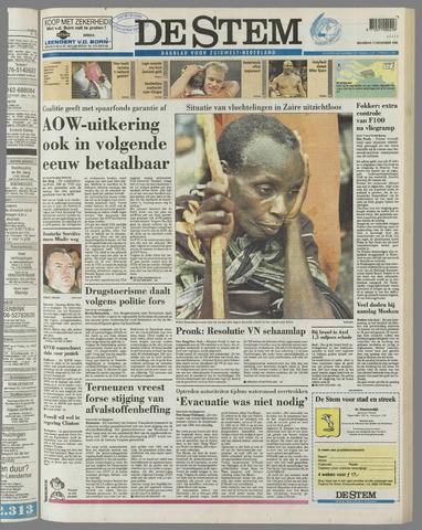de Stem 1996-11-11