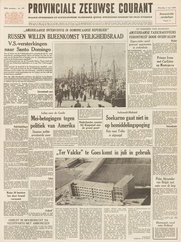 Provinciale Zeeuwse Courant 1965-05-03