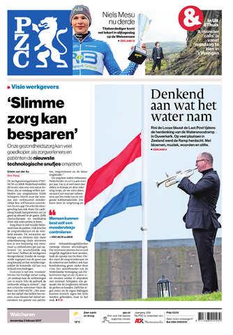 Provinciale Zeeuwse Courant 2017-02-02
