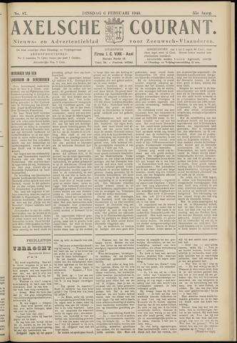 Axelsche Courant 1940-02-06