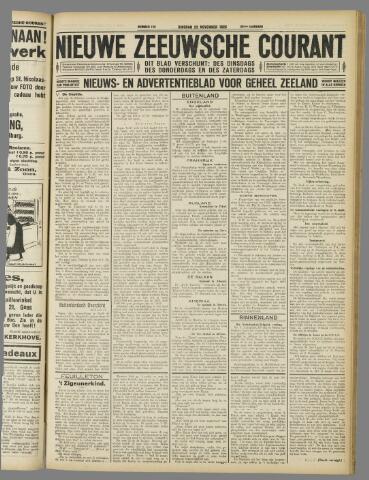 Nieuwe Zeeuwsche Courant 1926-11-23