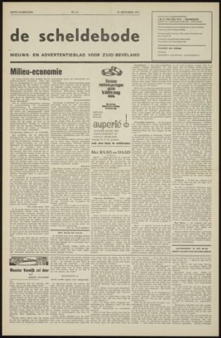 Scheldebode 1971-10-29